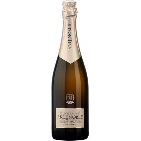 Champagne AR Lenoble blanc de blancs Grand cru Chouilly Magnum