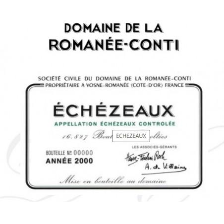 Romanée Conti Echezeaux 2017