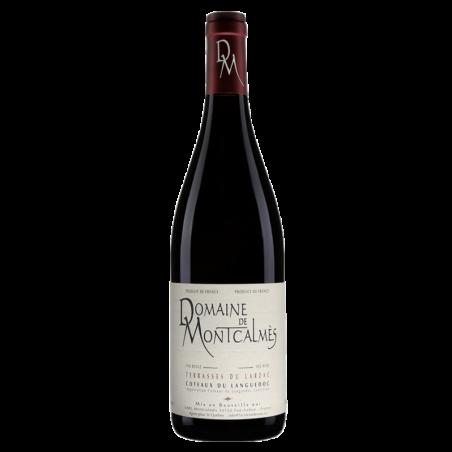 Domaine de Montcalmès Terrasses du Larzac rouge 2016