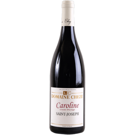 Domaine Louis Chèze Saint Joseph Caroline 2018