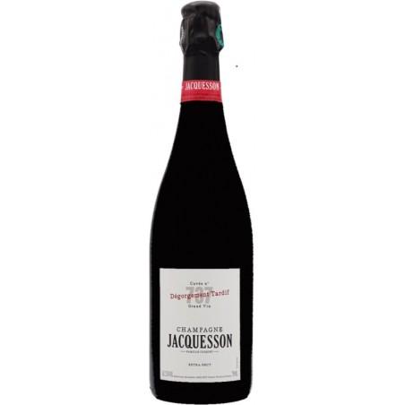 Champagne Jacquesson DT 738 Dégorgement tardif