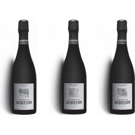 """Champagne Jacquesson Caisse """"Lieux-dits"""" 2008"""