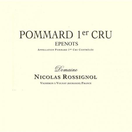 Nicolas Rossignol Pommard 1er cru Epenots 2018