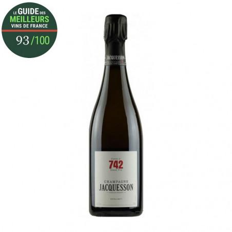 Champagne Jacquesson Cuvée 742 Extra Brut