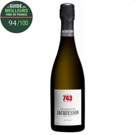 Champagne Jacquesson Cuvée 743 Extra Brut